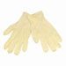 LATEX GLOVES, LARGE