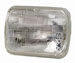H4656 Halogen Sealed Beam Headlight, Low
